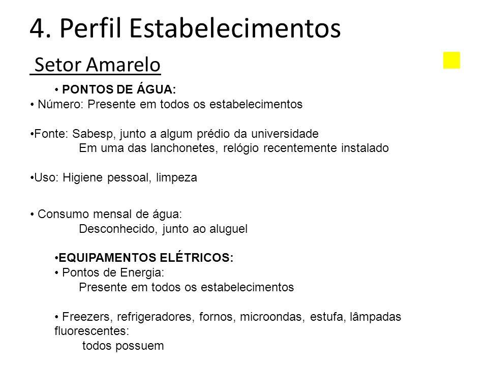 4. Perfil Estabelecimentos