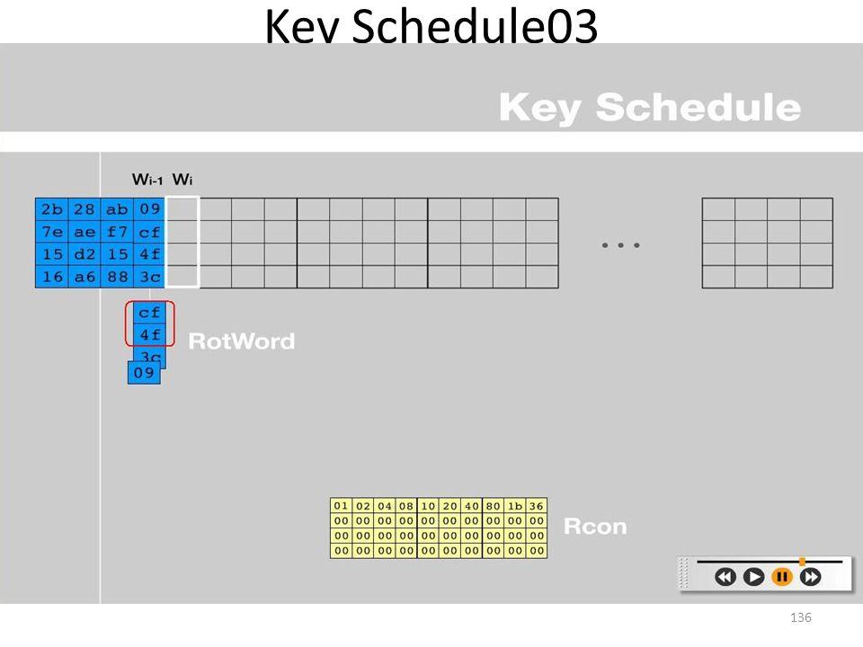 Key Schedule03