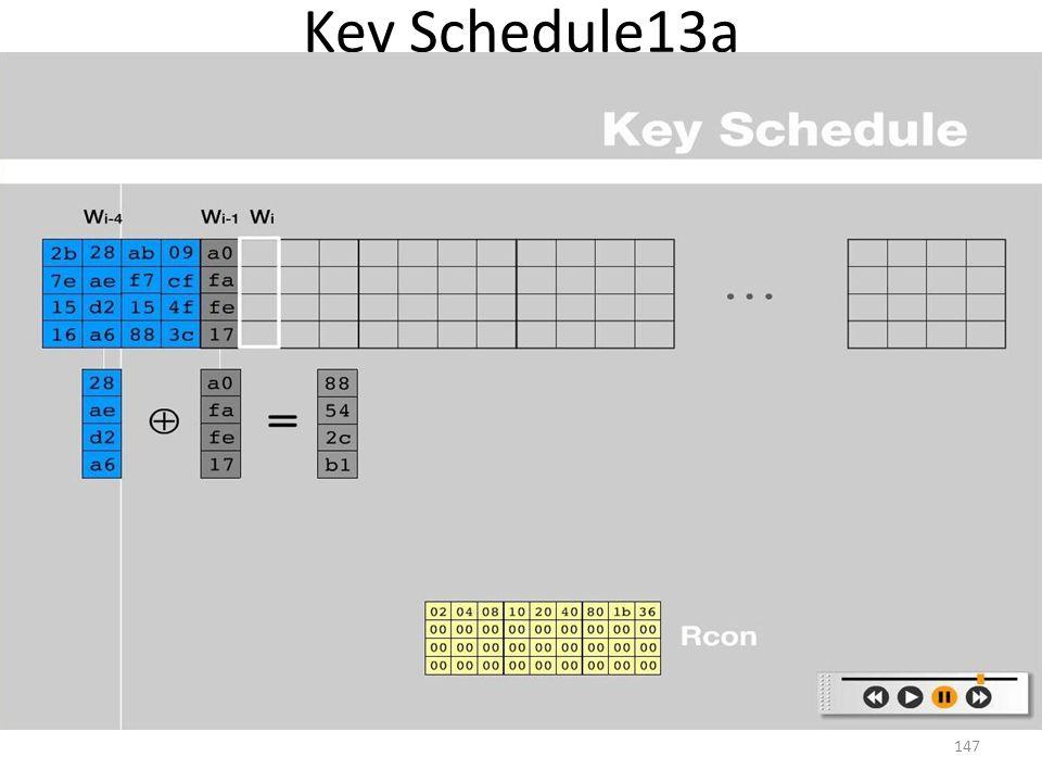 Key Schedule13a