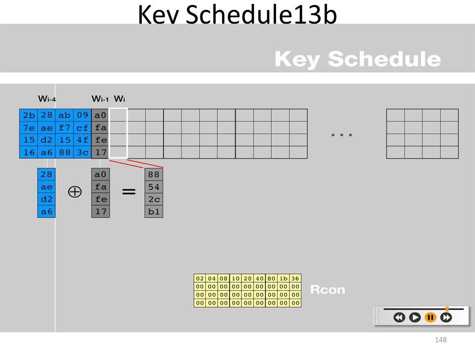 Key Schedule13b