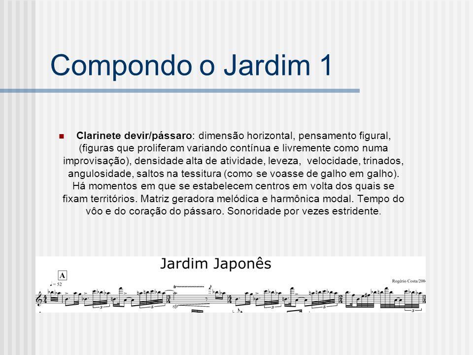 Compondo o Jardim 1