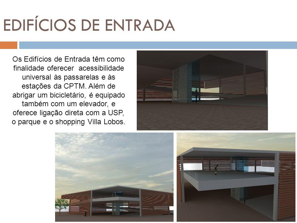 EDIFÍCIOS DE ENTRADA