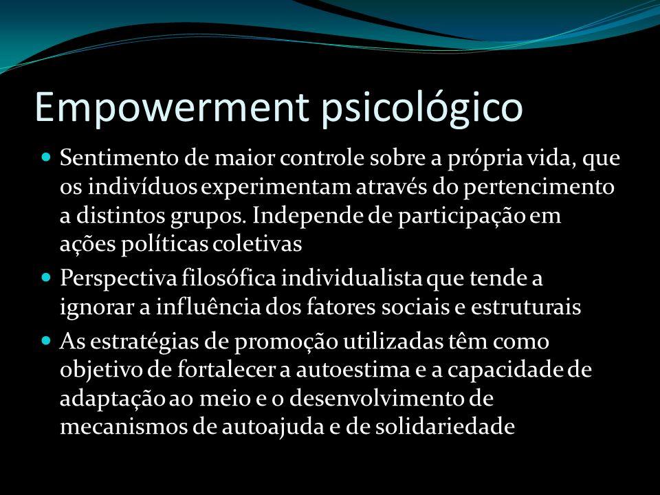 Empowerment psicológico