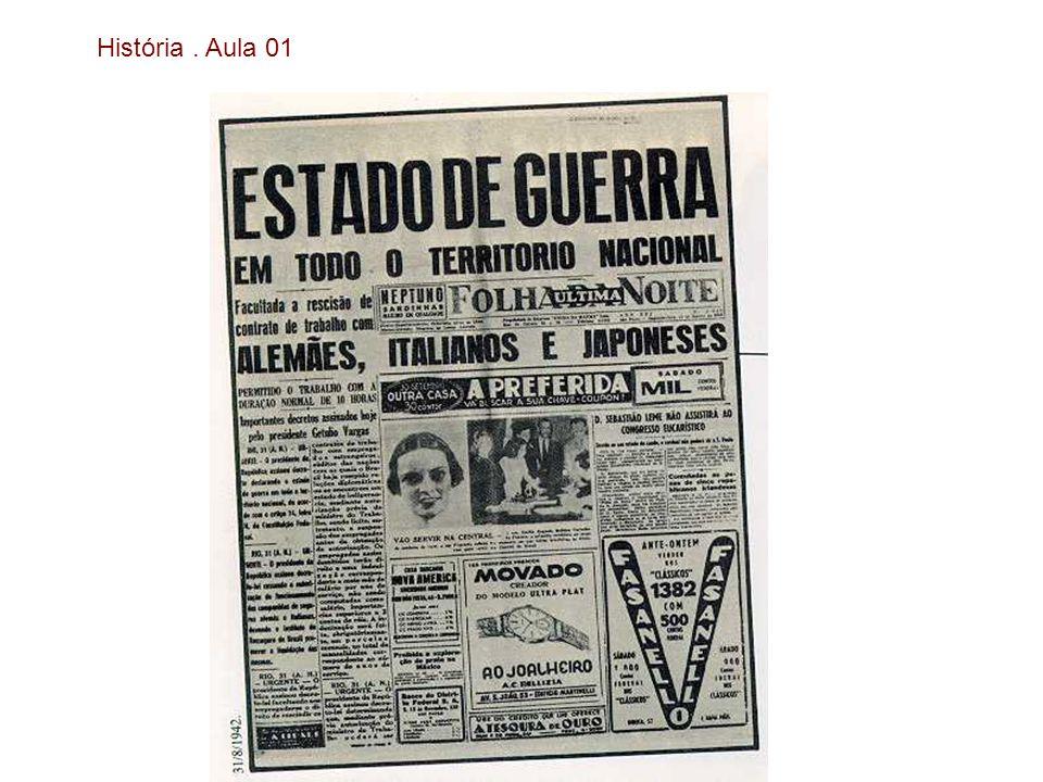 História . Aula 01 Uma leitura da Era Vargas através das imagens