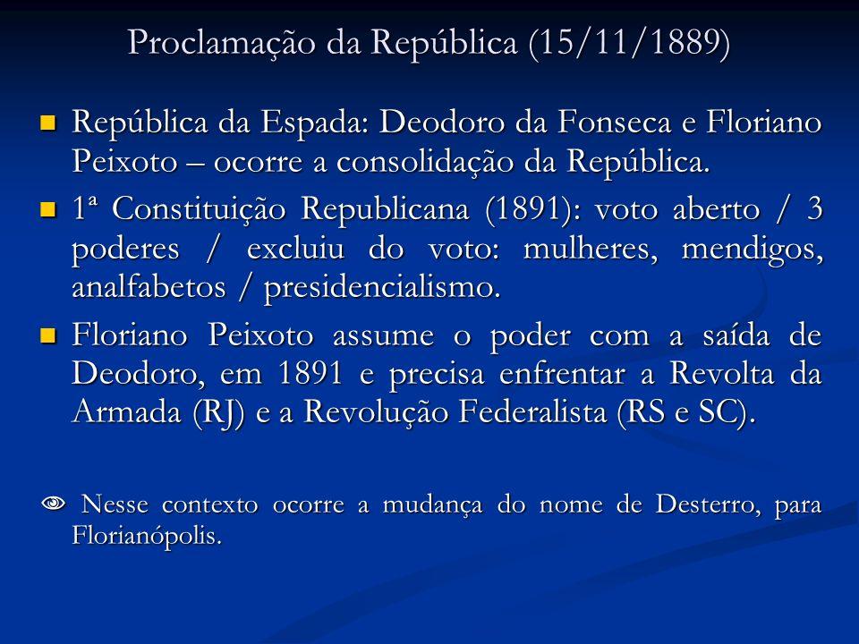 Proclamação da República (15/11/1889)