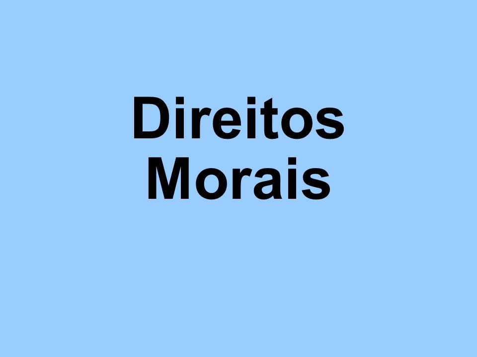 Direitos Morais