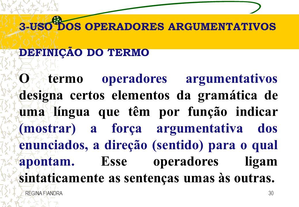 3-USO DOS OPERADORES ARGUMENTATIVOS