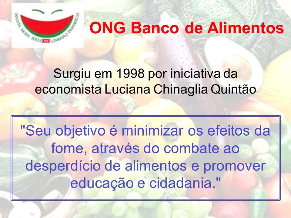 Surgiu em 1998 por iniciativa da economista Luciana Chinaglia Quintão