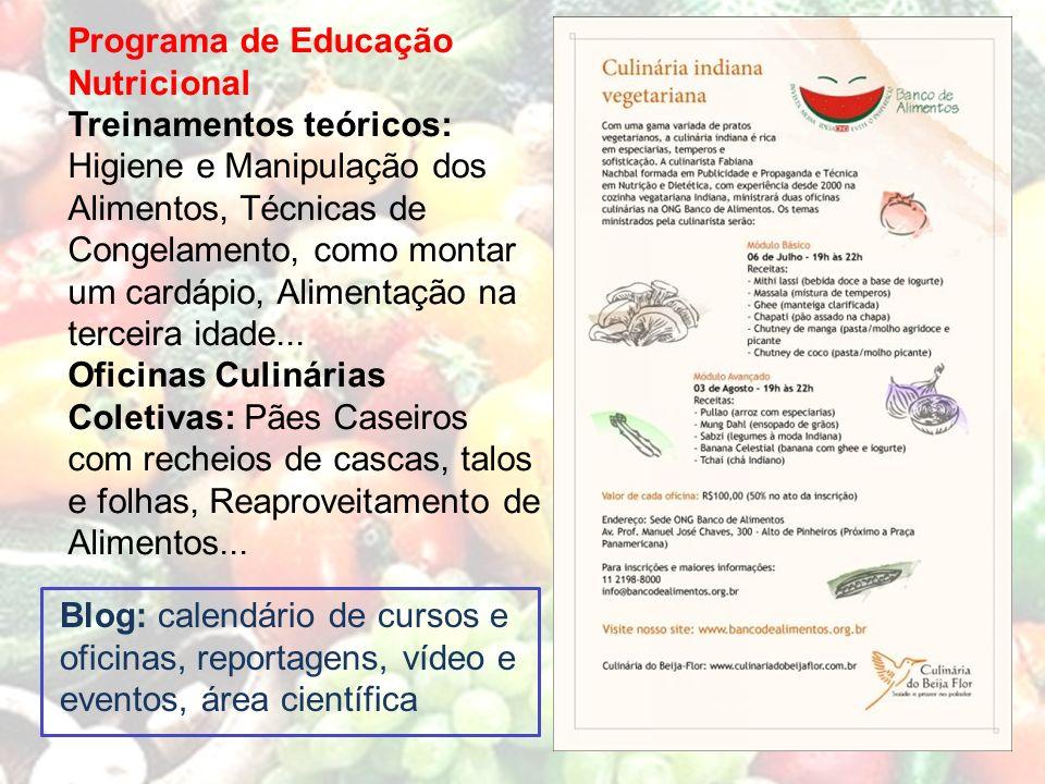 Programa de Educação Nutricional