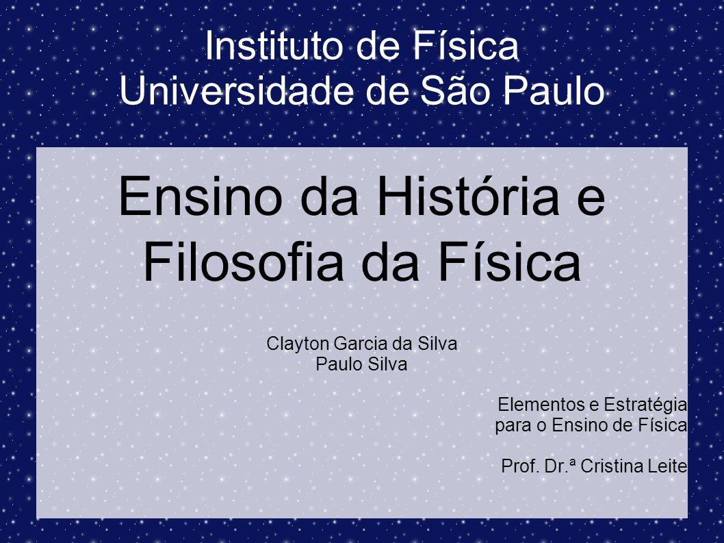 Instituto de Física Universidade de São Paulo