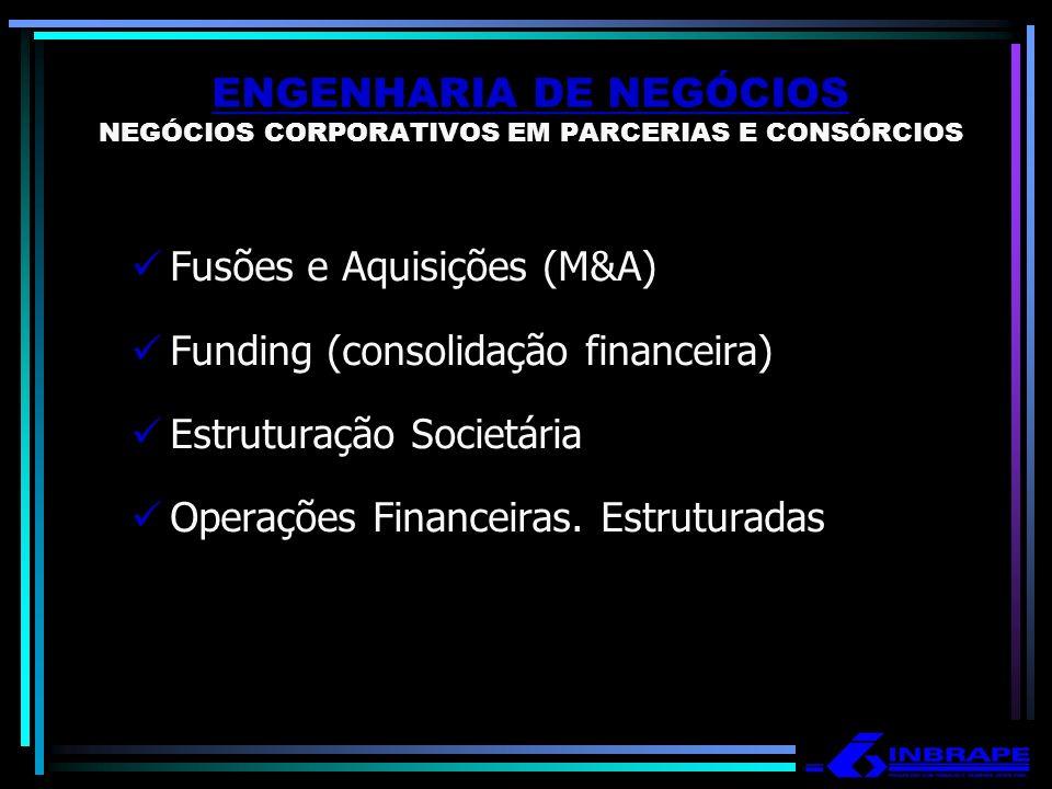 ENGENHARIA DE NEGÓCIOS NEGÓCIOS CORPORATIVOS EM PARCERIAS E CONSÓRCIOS