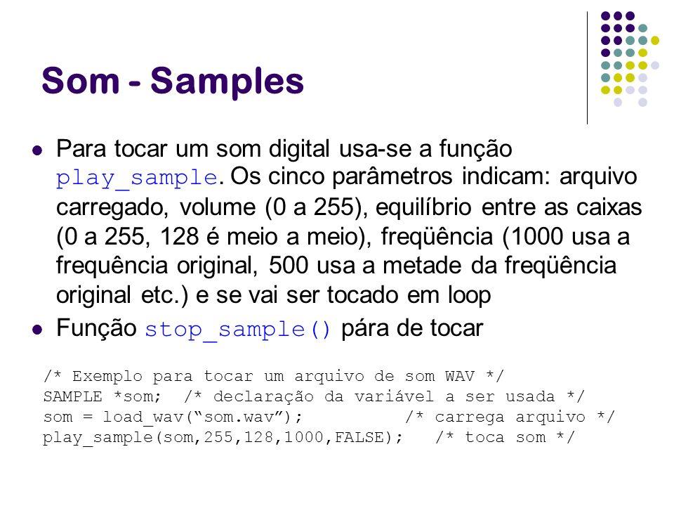 Som - Samples