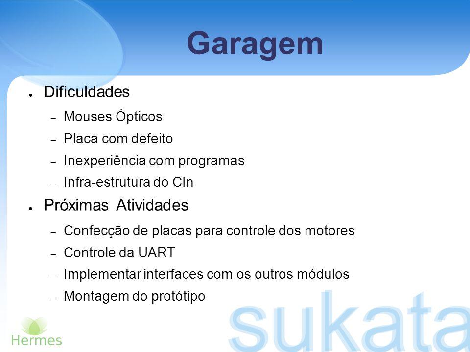 Garagem Dificuldades Próximas Atividades Mouses Ópticos