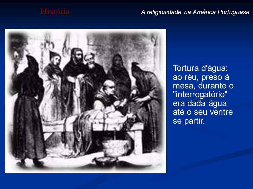 HistóriaA religiosidade na América Portuguesa.