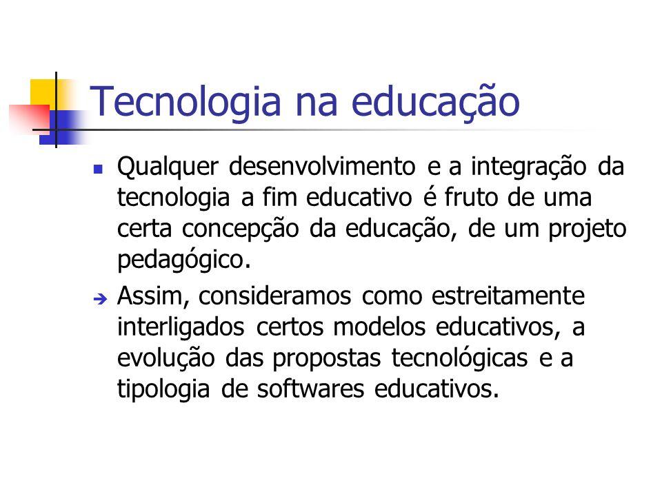 Tecnologia na educação
