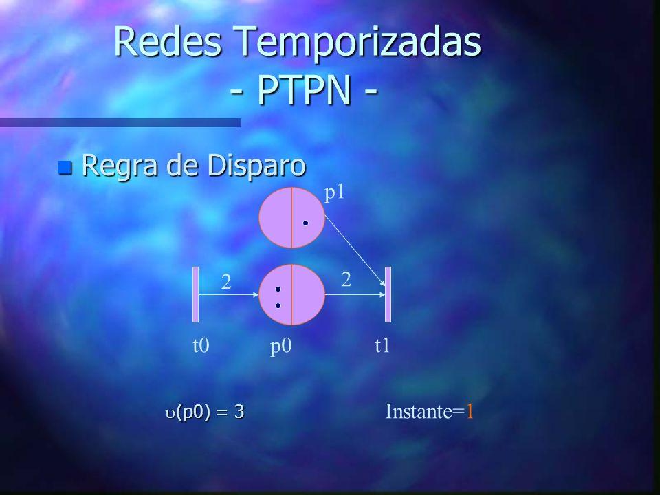 Redes Temporizadas - PTPN -