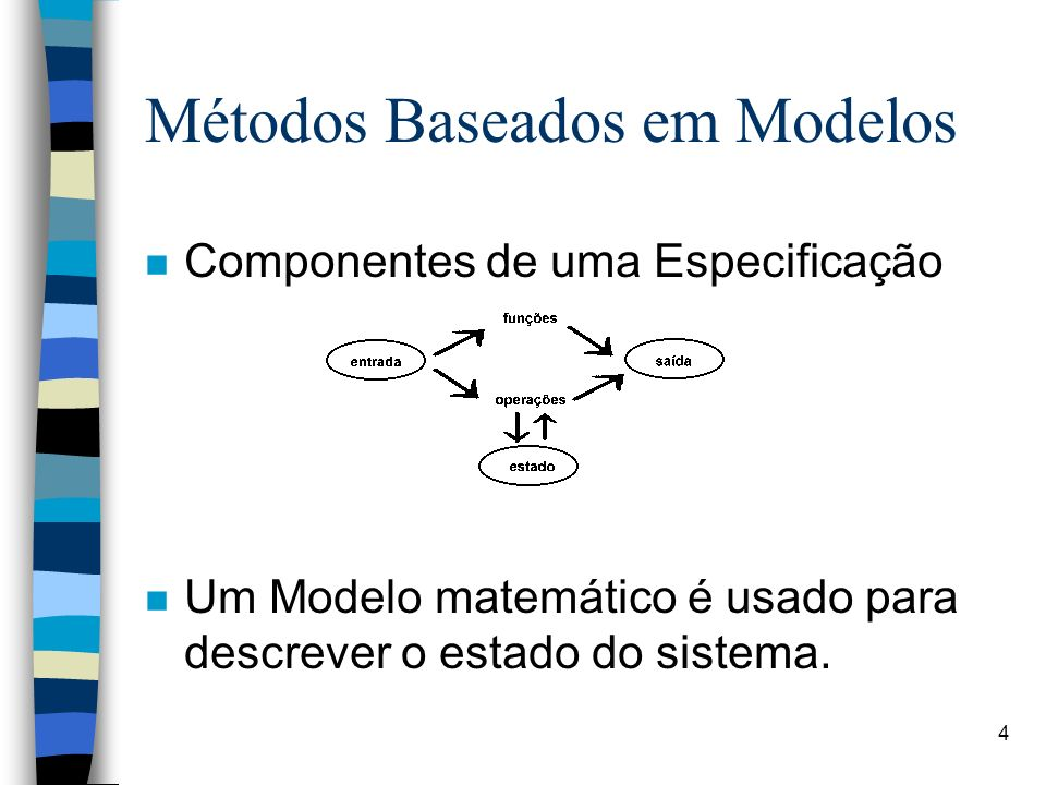 Métodos Baseados em Modelos