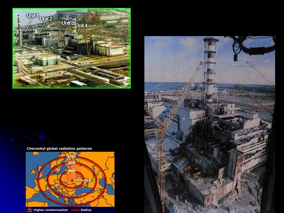 Um dos mais desastrosos efeitos da burocracia soviética, o acidente de Chernobil (26-04-1986), é considerado por muitos analistas, um dos fatores que apressaram queda do governo comunista russo.