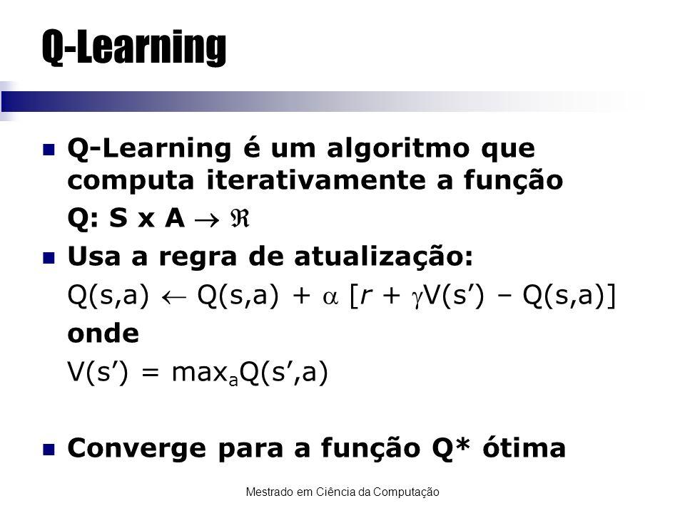 Mestrado em Ciência da Computação