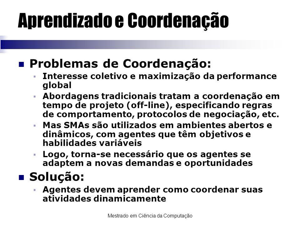 Aprendizado e Coordenação
