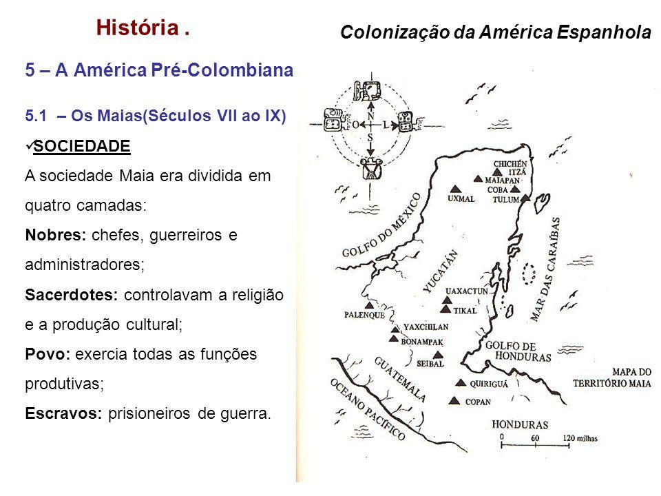 5 – A América Pré-Colombiana
