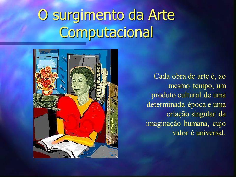 O surgimento da Arte Computacional