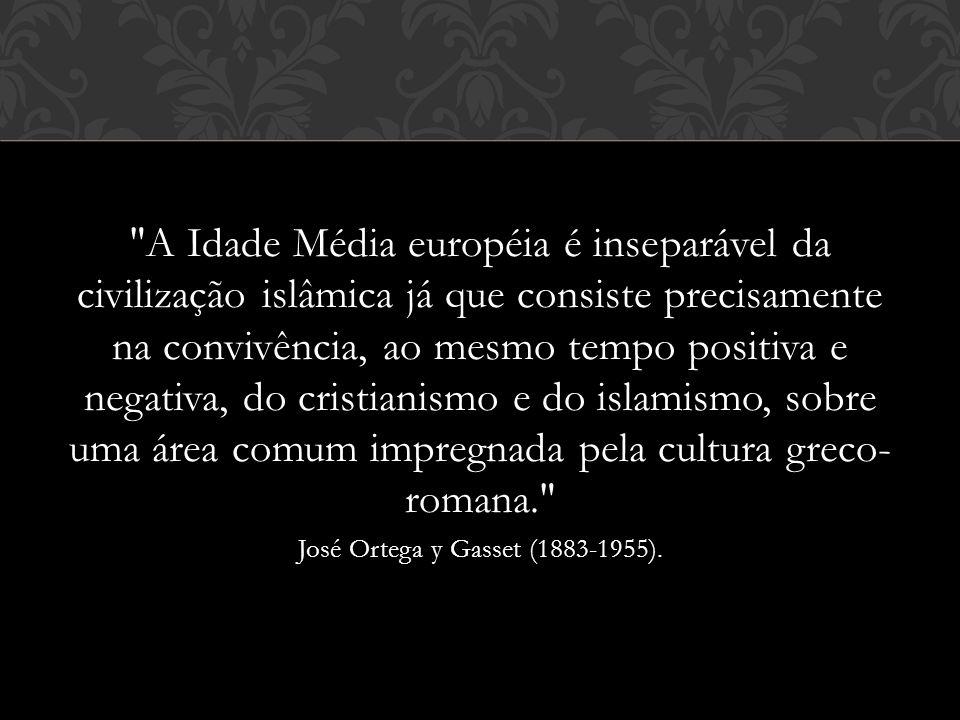 José Ortega y Gasset (1883-1955).