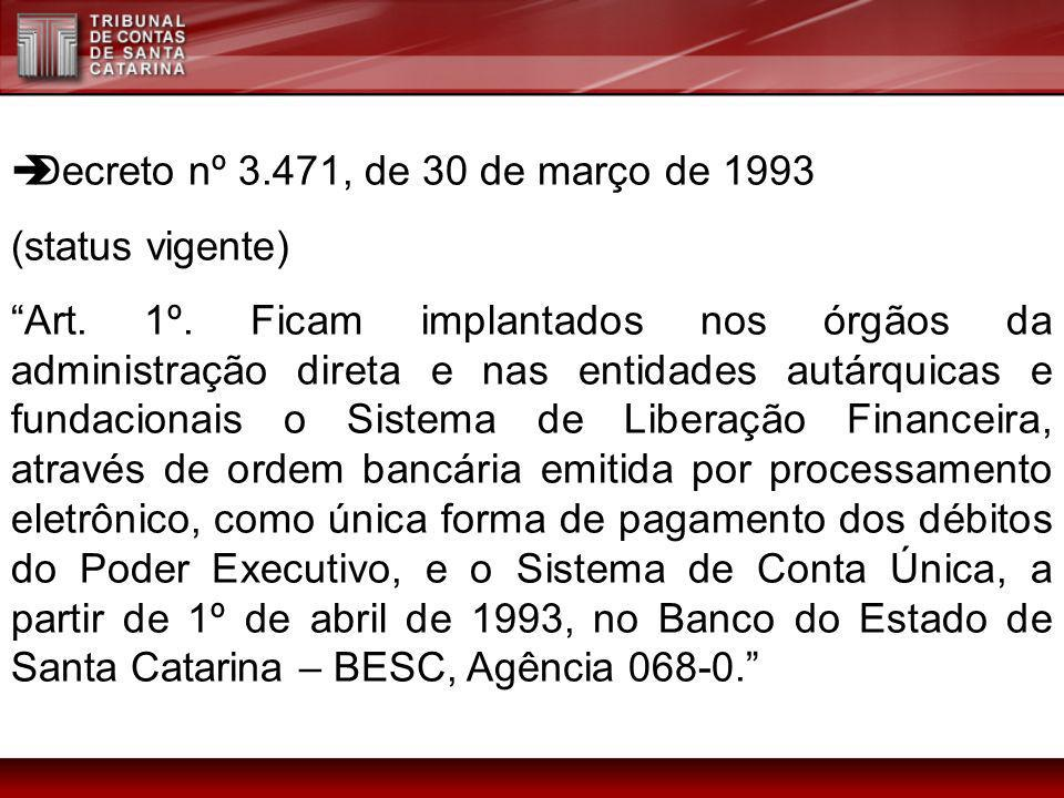 Decreto nº 3.471, de 30 de março de 1993