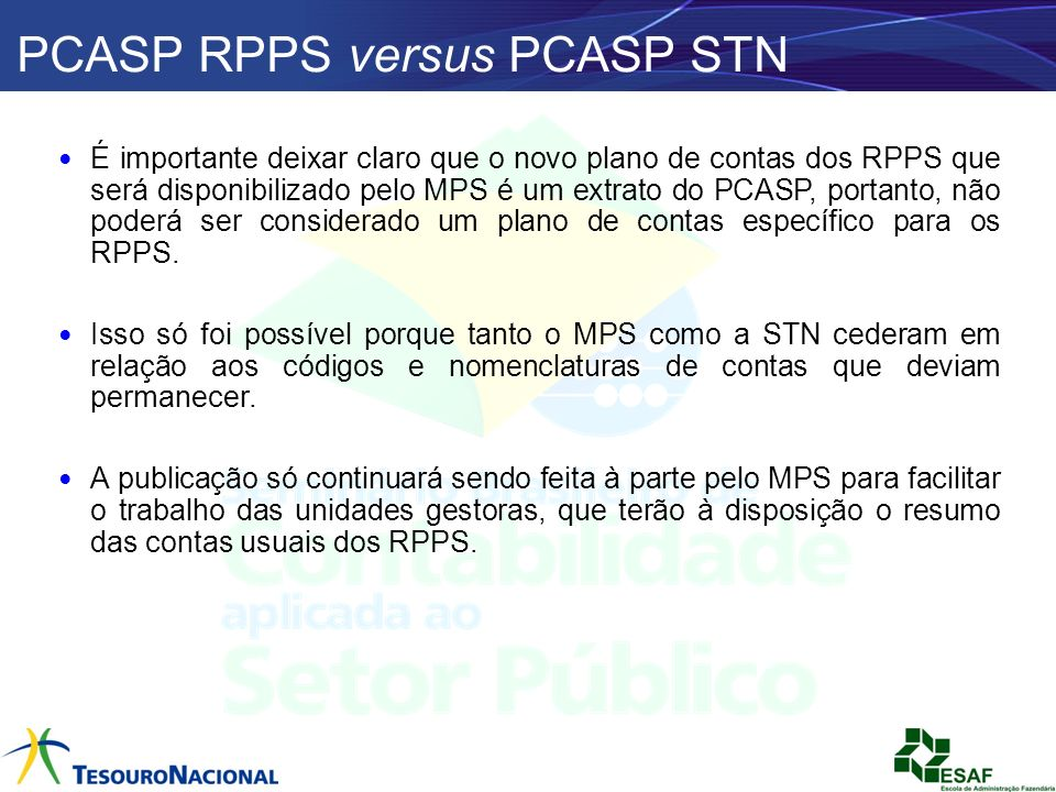 PCASP RPPS versus PCASP STN