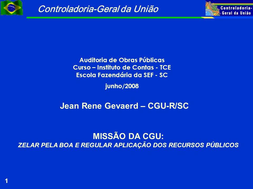 Jean Rene Gevaerd – CGU-R/SC