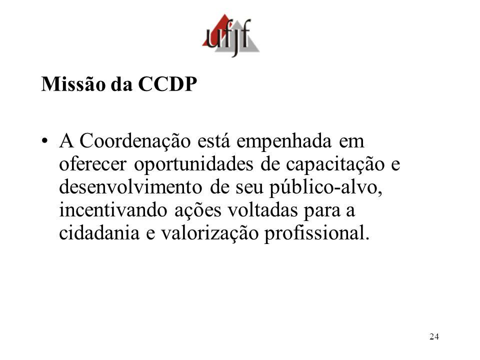 Missão da CCDP