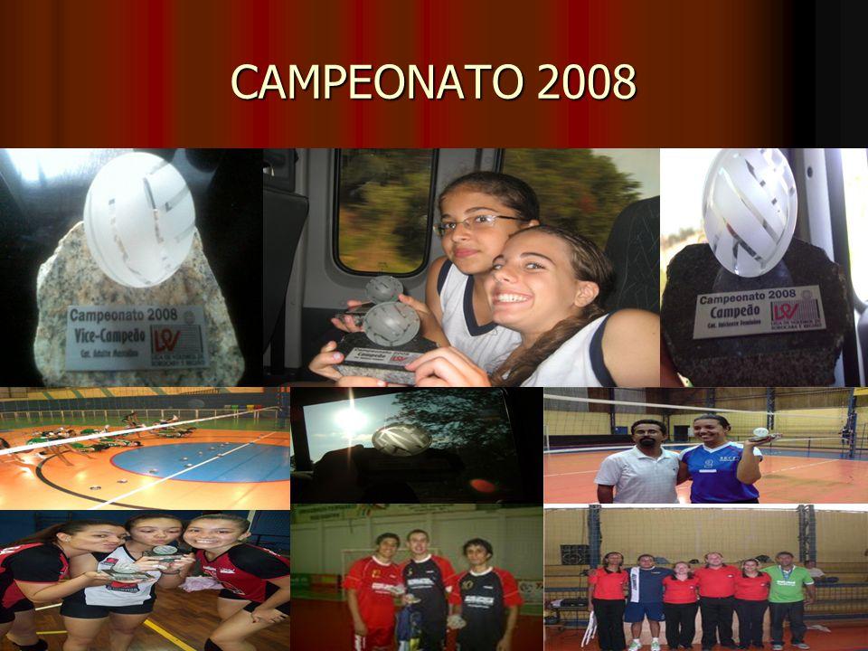 CAMPEONATO 2008