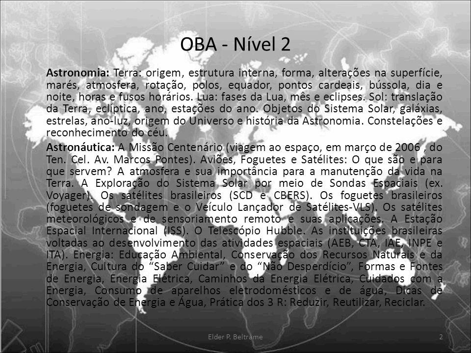 OBA - Nível 2