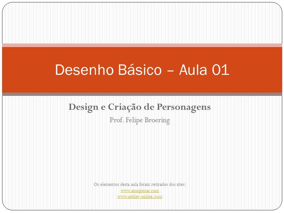 Design e Criação de Personagens