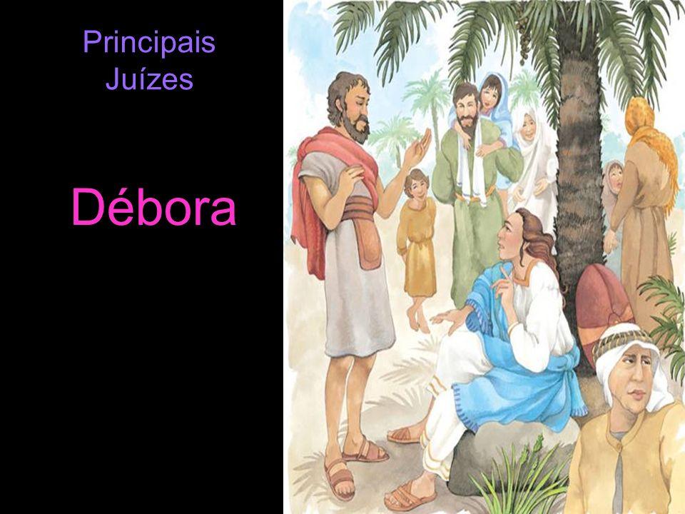 Principais Juízes Débora