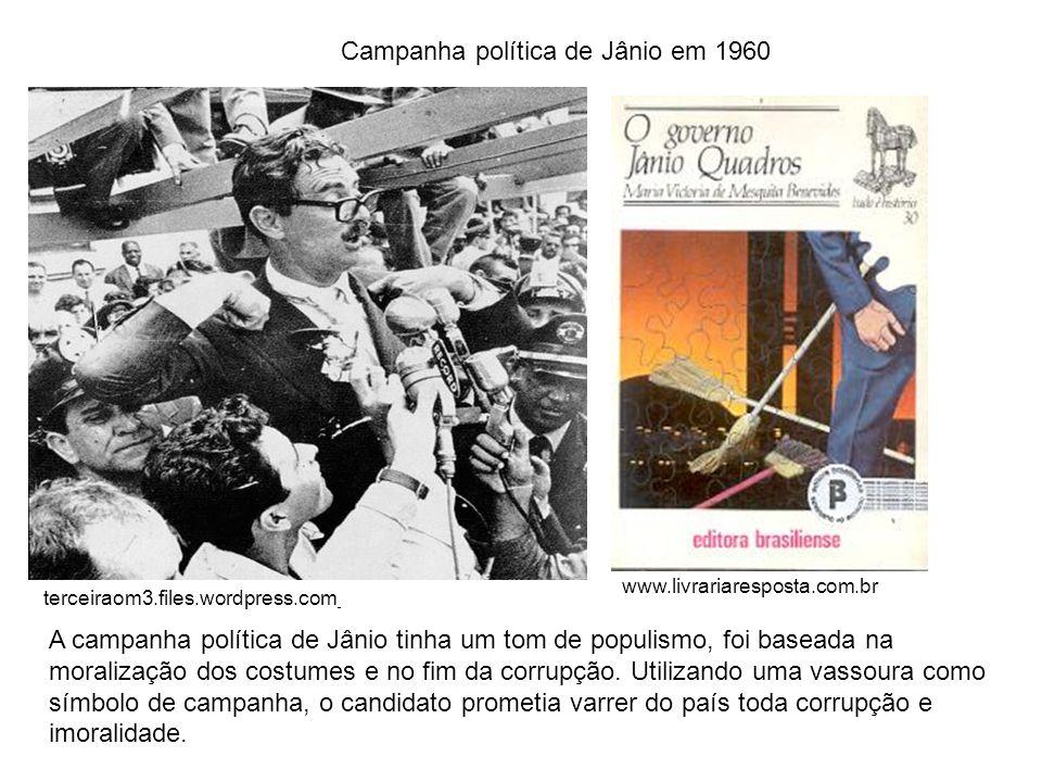 Campanha política de Jânio em 1960