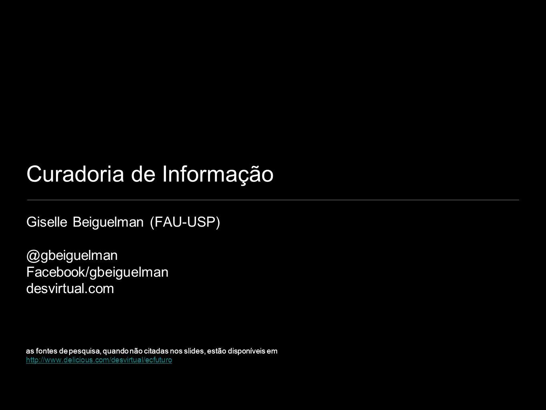 Curadoria de Informação
