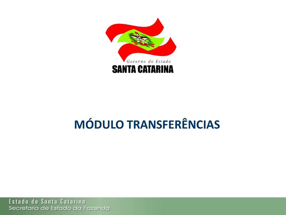 MÓDULO TRANSFERÊNCIAS