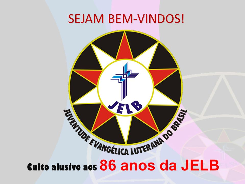 Culto alusivo aos 86 anos da JELB