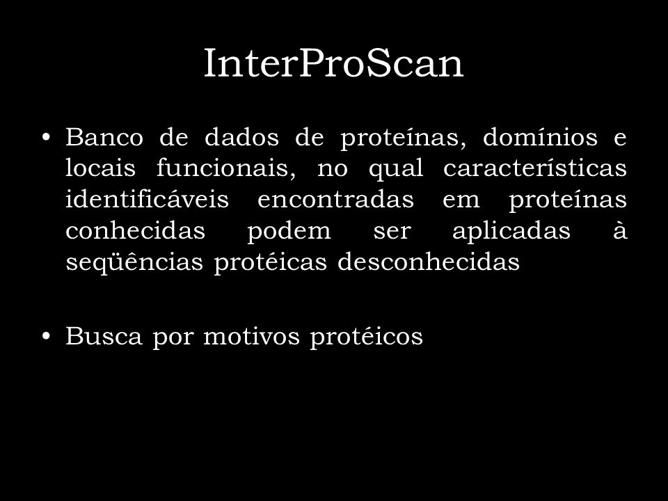 InterProScan