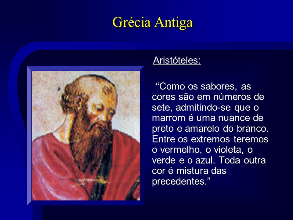 Grécia Antiga Aristóteles: