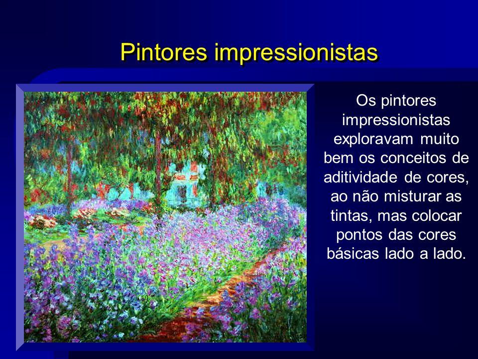 Pintores impressionistas
