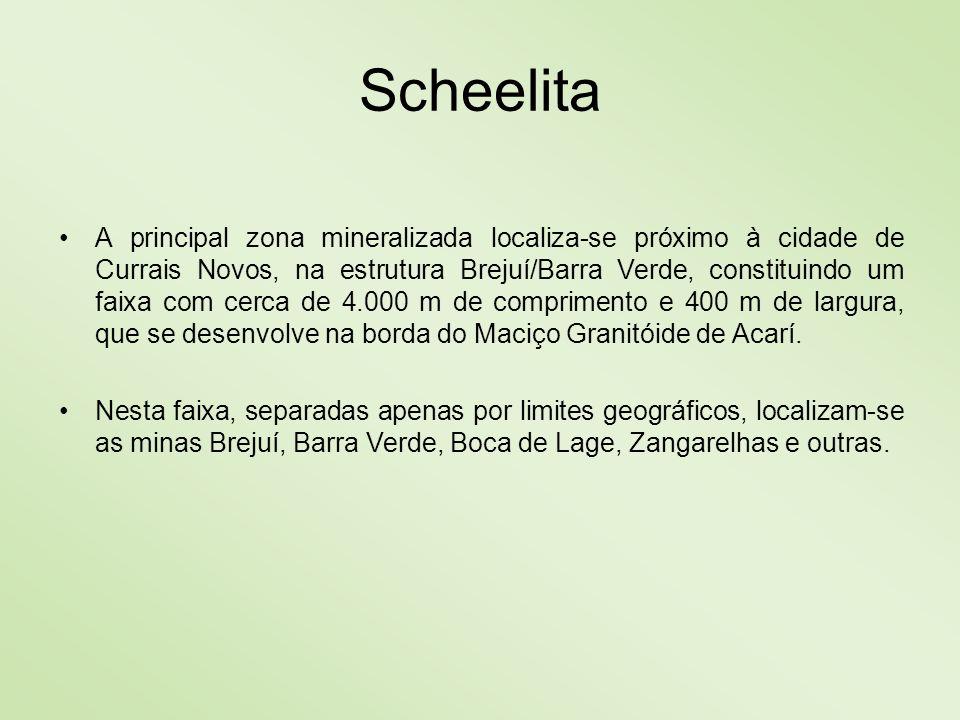 Scheelita