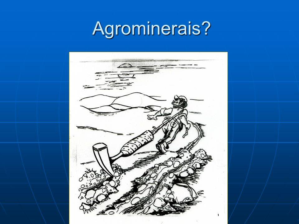 Agrominerais