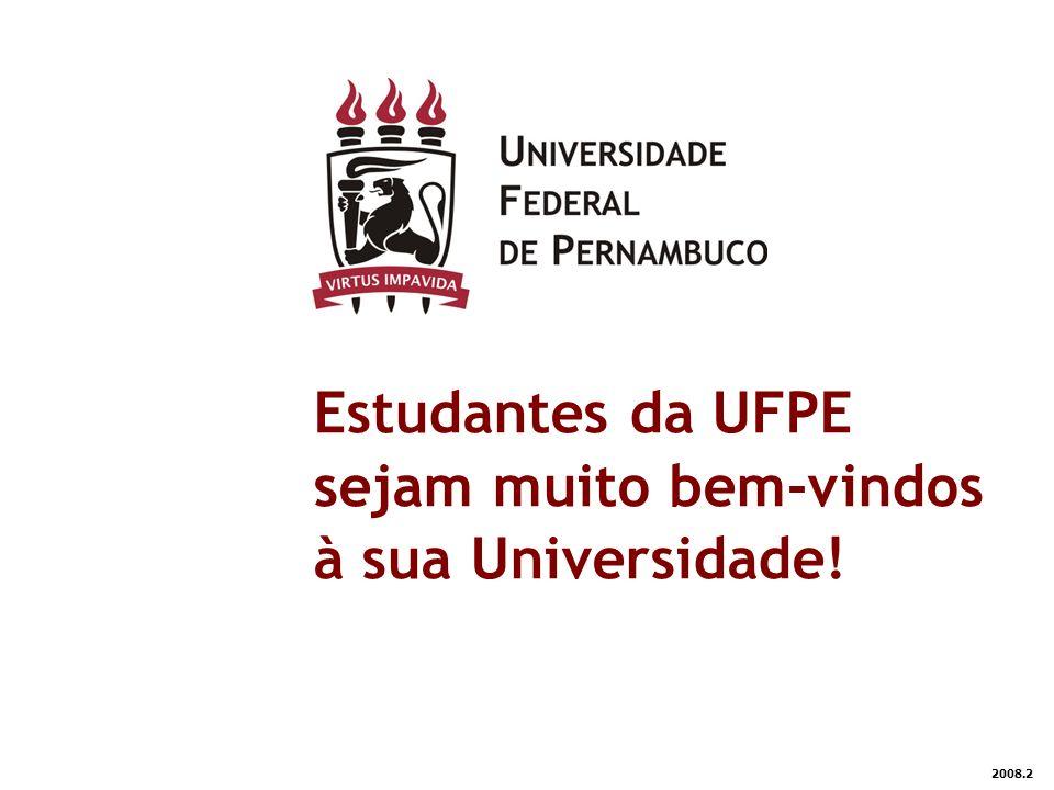 sejam muito bem-vindos à sua Universidade!