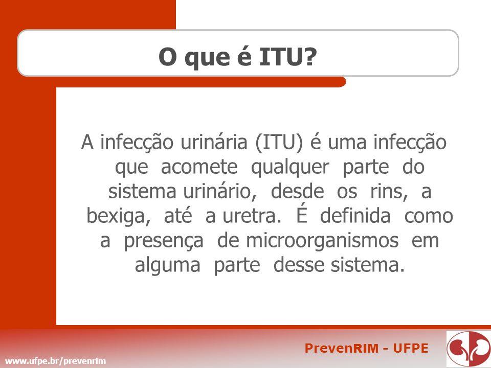 O que é ITU