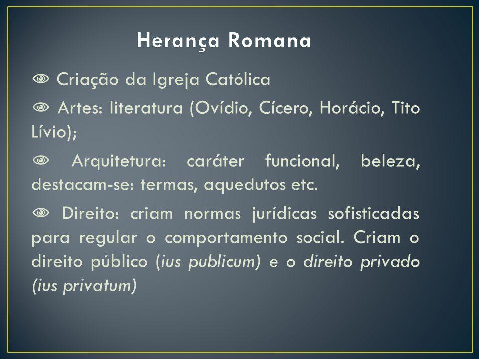 Herança Romana