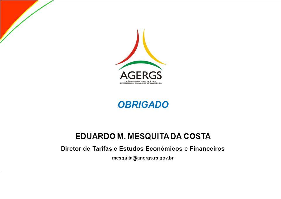 OBRIGADO EDUARDO M. MESQUITA DA COSTA