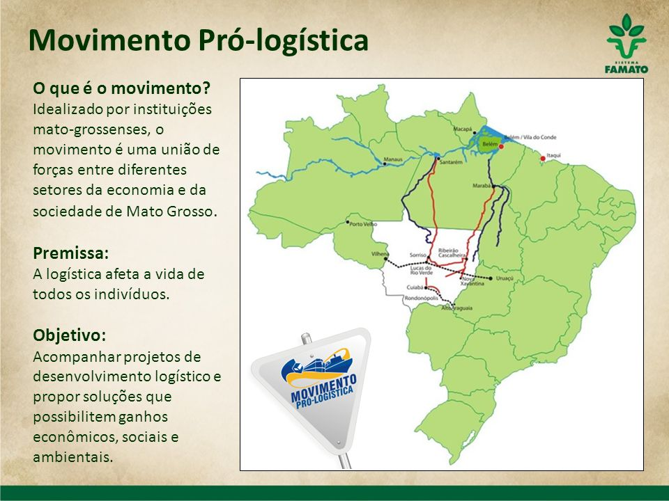 Movimento Pró-logística