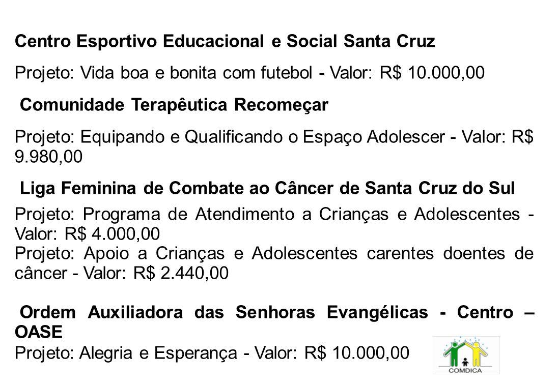 Centro Esportivo Educacional e Social Santa Cruz